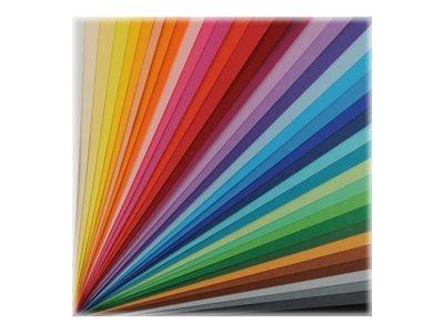 Canson Colorline - Papier à dessin - 50 x 65 cm - canari
