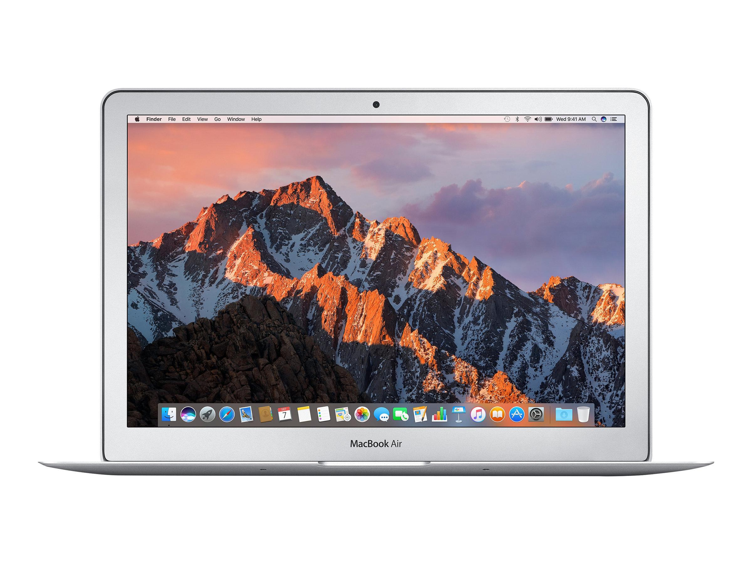 Apple MacBook Air 2017 - PC portable reconditionné 13.3'' grade B - Core I5 1,8GHZ - 8 Go - 256 Go SSD