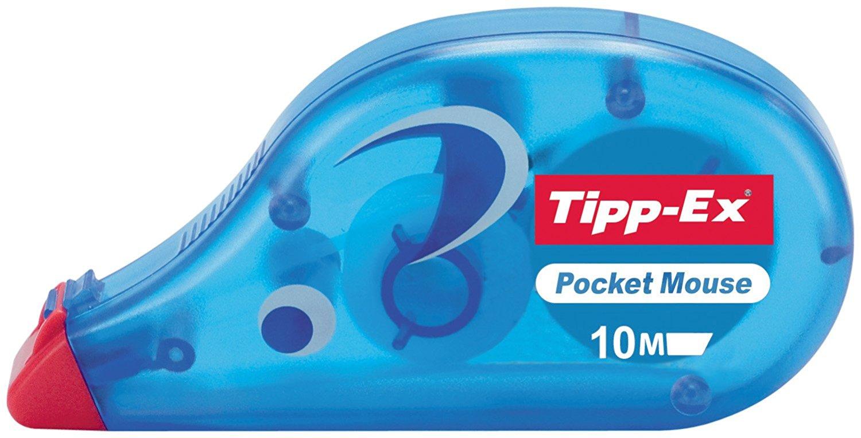 Tipp Ex - Correcteur - Pocket Mouse - 5mm x 10m