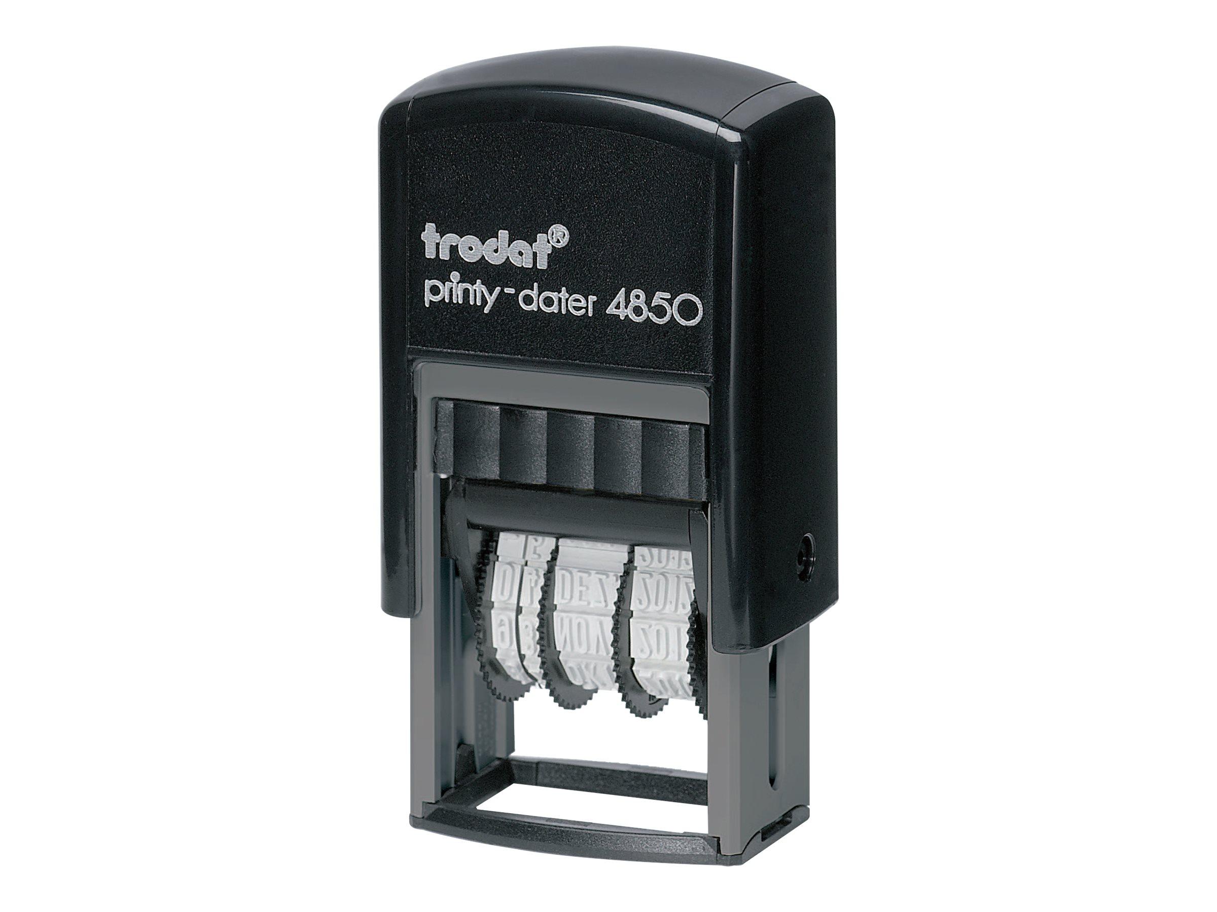 Trodat - Tampon Dateur Printy 4850 -