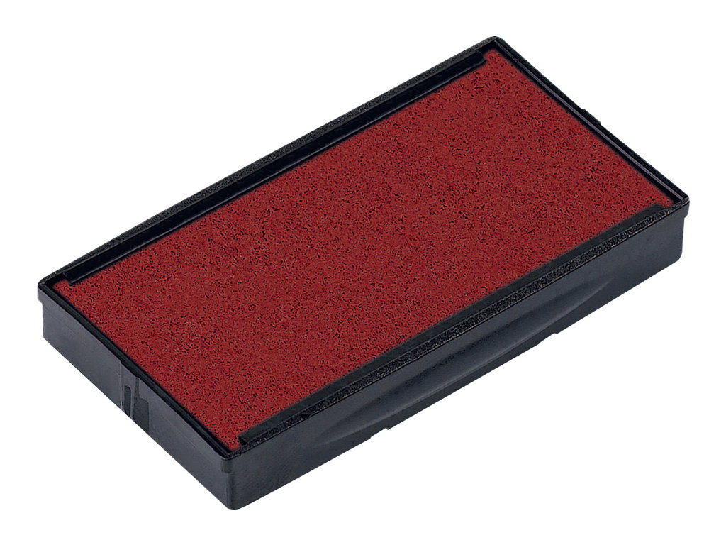 Trodat - 3 Encriers 6/4912 recharges pour tampon Printy 4912/4952 - rouge