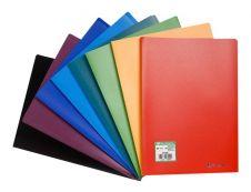 Exacompta - Porte vues - 60 vues - A4 - disponible dans différentes couleurs