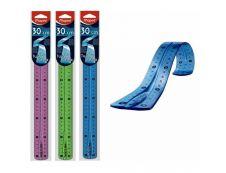 Maped Twist'n Flex - Règle flexible 30 cm - disponible dans différentes couleurs
