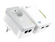 TP-Link TL-WPA4225KIT - Kit CPL AV600 + WiFi N300