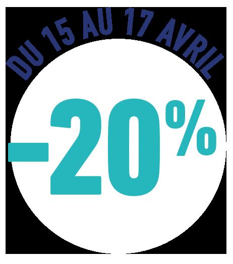 -20% sur la maroquinerie professionnelle