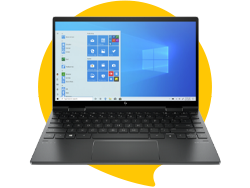 PC HP ENVY X360